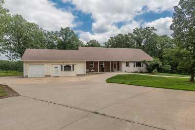 Lincoln Single Family Home For Sale: 23783 Hwy H