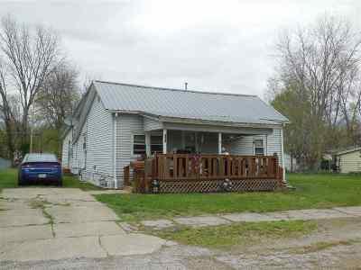 Sedalia Single Family Home Sale Pending/Backups: 407 E Harvey
