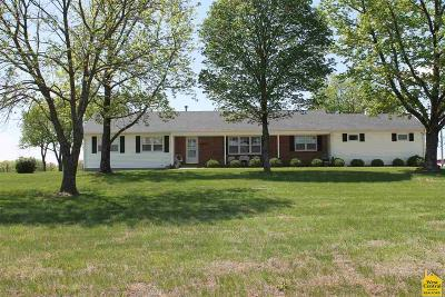 Sedalia Single Family Home For Sale: 3643 Hwy Tt