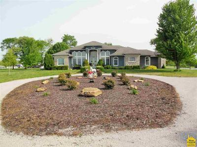 Clinton MO Single Family Home For Sale: $880,000