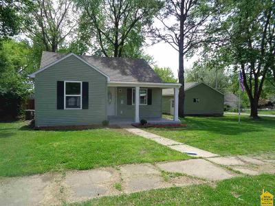 Sedalia MO Single Family Home Sale Pending/Backups: $107,500