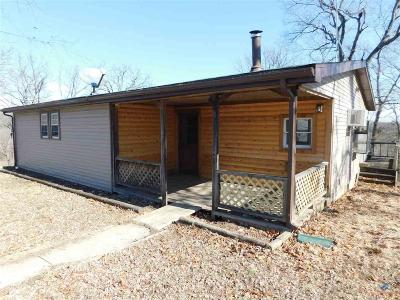 Benton County, Henry County, Hickory County, Saint Clair County Single Family Home For Sale: 948 SE 1121 Rd.