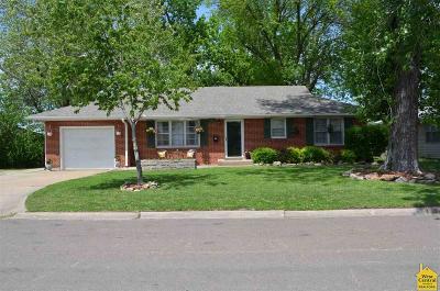 Sedalia MO Single Family Home For Sale: $104,000