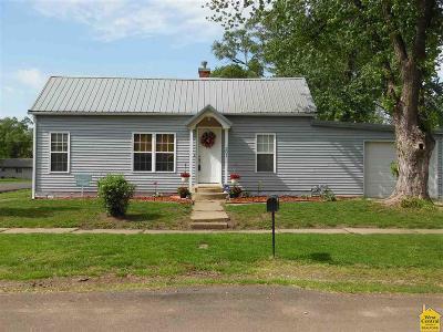 Sedalia MO Single Family Home For Sale: $77,000