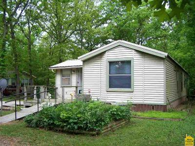 Warsaw Single Family Home Sale Pending/Backups: 33688 Shady Oaks Ave