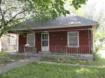Sedalia MO Single Family Home For Sale: $36,200