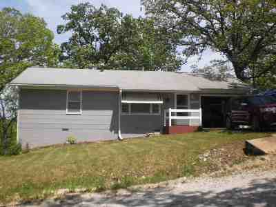 Warsaw Single Family Home Sale Pending/Backups: 31506 Chance Ave