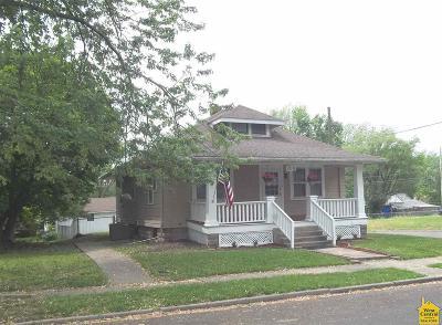 Sedalia Single Family Home Sale Pending/Backups: 200 S Quincy