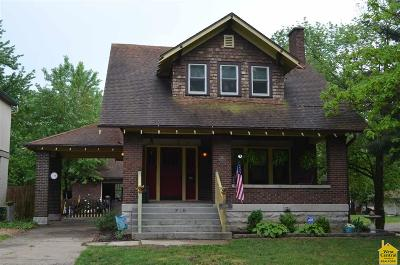 Sedalia Single Family Home Sale Pending/Backups: 915 W Broadway