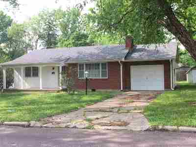 Sedalia Single Family Home Sale Pending/Backups: 1110 Wilkerson St.