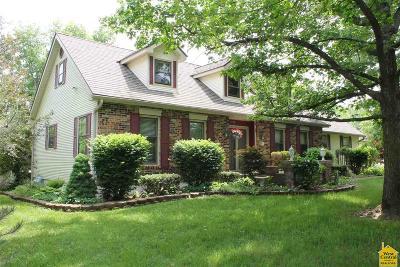 Sedalia MO Single Family Home For Sale: $285,900