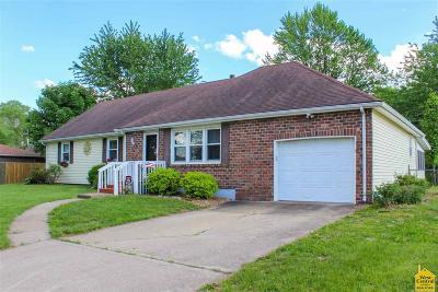 Sedalia MO Single Family Home Sale Pending/Backups: $137,700