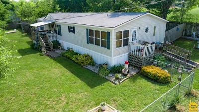 Osceola Single Family Home Sale Pending/Backups: 6170 NE 250 Rd
