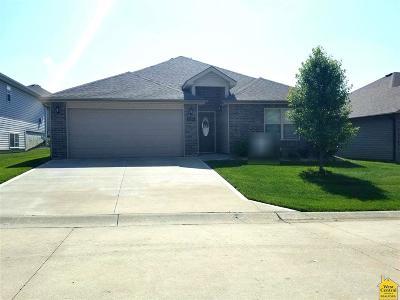 Johnson County Single Family Home Sale Pending/Backups: 1209 Aubrei Way