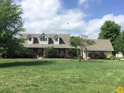 Sedalia Single Family Home For Sale: 31602 Rose Rd