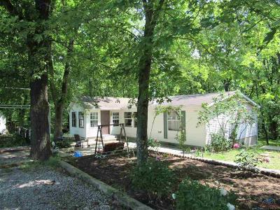 Sedalia MO Single Family Home For Sale: $160,000