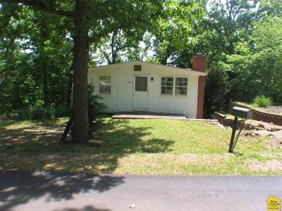 Benton County, Henry County, Hickory County, Saint Clair County Single Family Home Sale Pending/Backups: 11866 Burton Dr