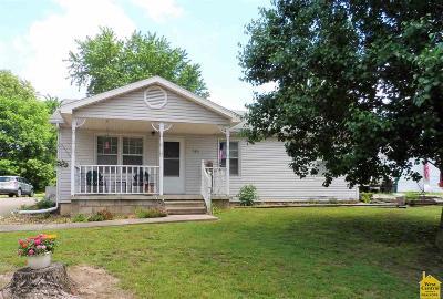 Osceola Single Family Home For Sale: 520 Cedar St