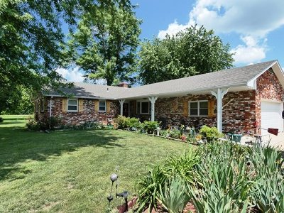 Appleton City MO Single Family Home For Sale: $122,500