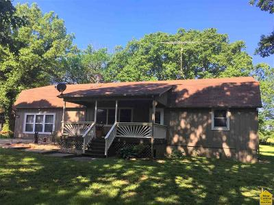 Lincoln Single Family Home Sale Pending/Backups: 18594 Hwy C