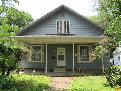 Sedalia Single Family Home For Sale: 1514 S Kentucky Ave