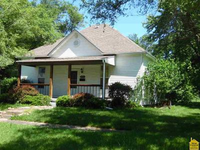 Sedalia Single Family Home Sale Pending/Backups: 401 E Saline