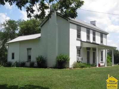 Otterville Single Family Home For Sale: 703 Bb Highway