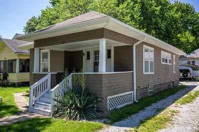 Sedalia Single Family Home For Sale: 1104 S Moniteau