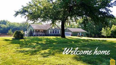 Benton County Single Family Home Sale Pending/Backups: 26588 Sweet Berry St.