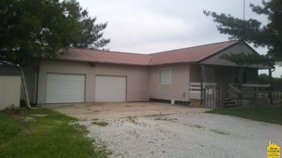 Henry County Single Family Home For Sale: 993 NE 800