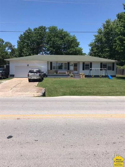 Benton County Single Family Home For Sale: 1205 Commercial