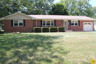La Monte Single Family Home Sale Pending/Backups: 1012 S Sunnyside