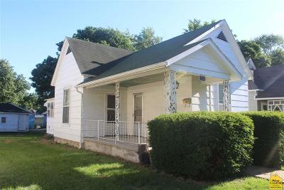Sedalia Single Family Home For Sale: 814 E 10th