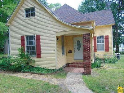 Sedalia Single Family Home For Sale: 1500 E 7th