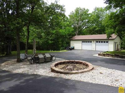 Johnson County Single Family Home For Sale: 36 SE 951