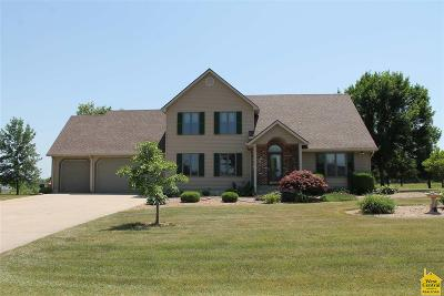 Sedalia Single Family Home For Sale: 2895 Whitney Dr.