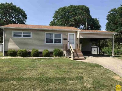 Sedalia Single Family Home Sale Pending/Backups: 717 E 6th