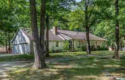 Benton County, Henry County, Hickory County, Saint Clair County Single Family Home For Sale: 32499 Cameron's Ridge Rd