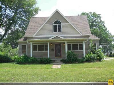 Sedalia Single Family Home For Sale: 1621 S Ohio