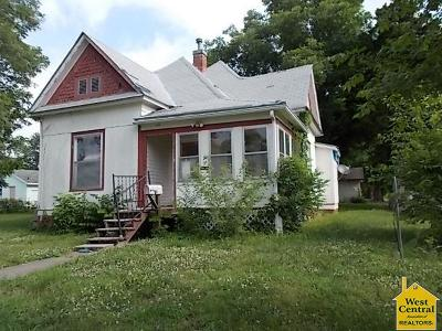 Sedalia MO Single Family Home For Sale: $17,900