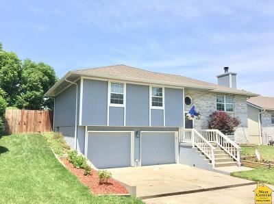 Johnson County Single Family Home Sale Pending/Backups: 421 Swallow