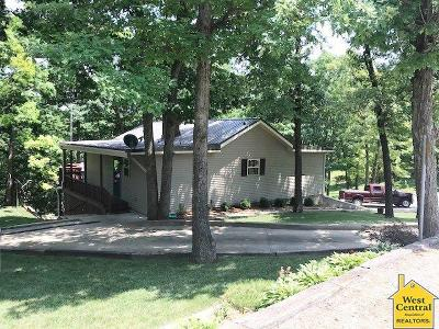 Benton County, Henry County, Hickory County, Saint Clair County Single Family Home For Sale: 27652 Salmon Ln