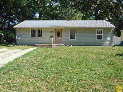 Pettis County Single Family Home For Sale: 2508 N Woodlawn