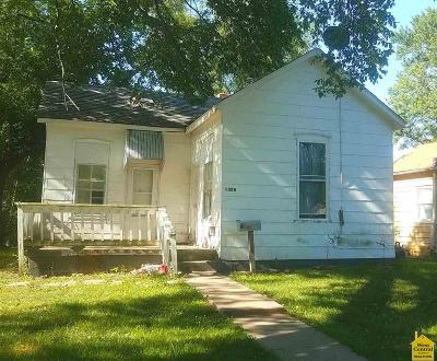 Sedalia Single Family Home For Sale: 1308 E 5th