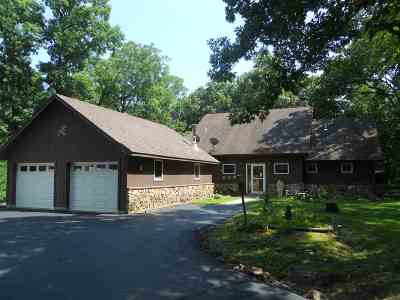 Benton County, Henry County, Hickory County, Saint Clair County Single Family Home For Sale: 12141 Hwy 7
