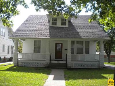 Sedalia MO Single Family Home For Sale: $99,700