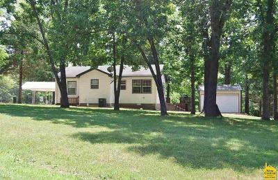 Benton County Single Family Home For Sale: 29641 Scenic Drive