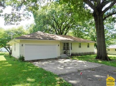 Benton County Single Family Home For Sale: 302 N Olive