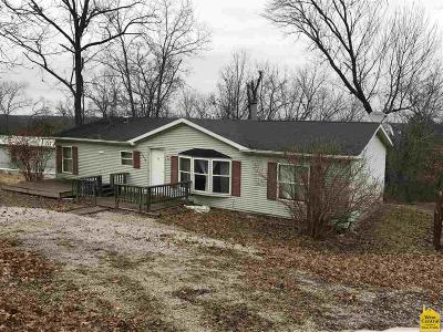Warsaw Single Family Home Sale Pending/Backups: 33810 Hilty Avenue