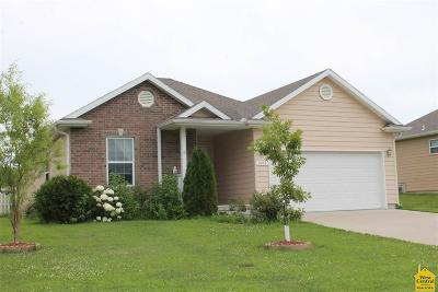 Sedalia MO Single Family Home For Sale: $164,900